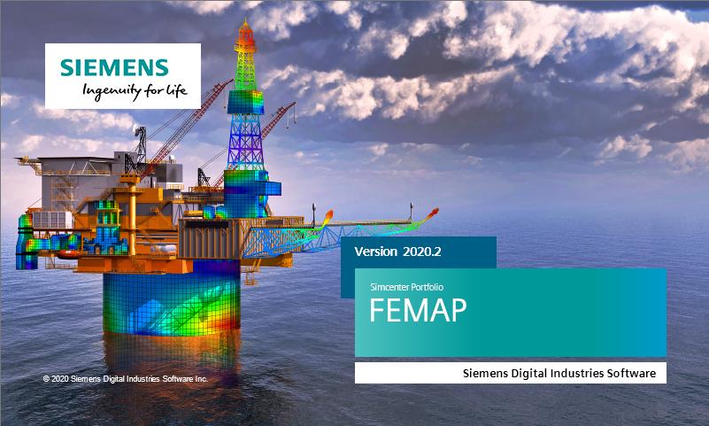 SIMCENTER FEMAP V2020.2リリース&新機能紹介